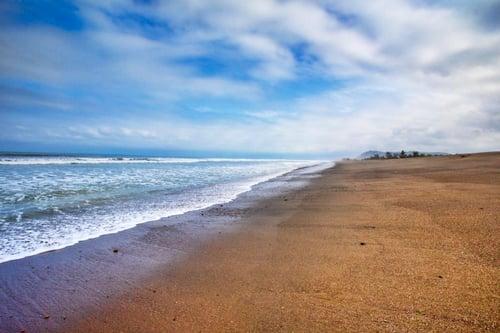 Playa de Puerto Cayo