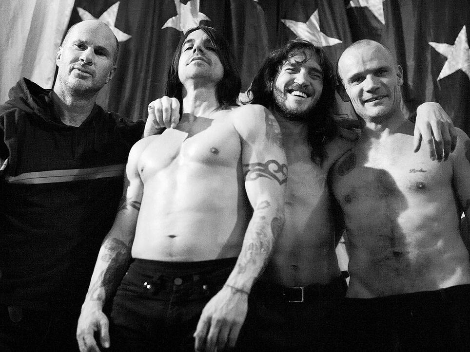 red-hot-chili-peppers-bandas