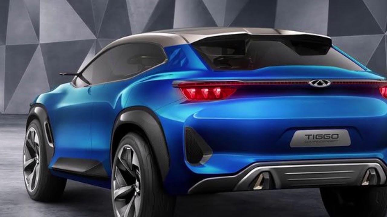 Chery Ecuador - Chery Tiggo coupe concept