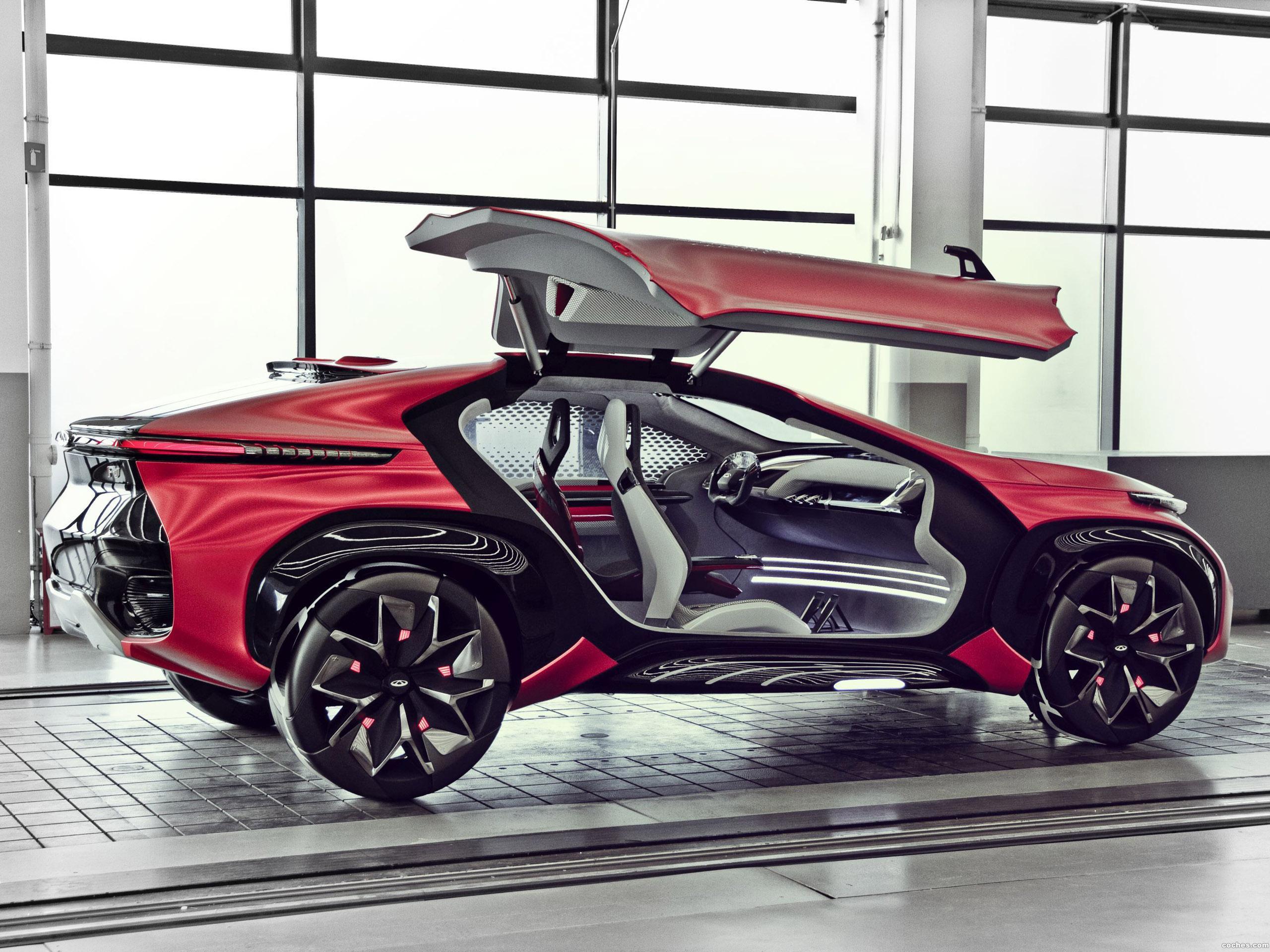 Estos son los 5 autos del futuro